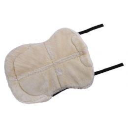 Corrector Saddle Cushion Faux Fur AntiSlip