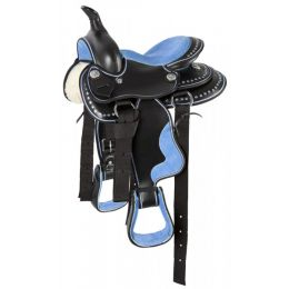 Western saddle for PONY/SHETTLAND