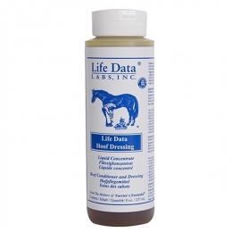 Hoof Disinfectant, Life Data