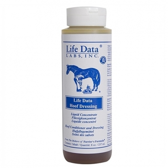 Hoof Disinfectant, Life Data