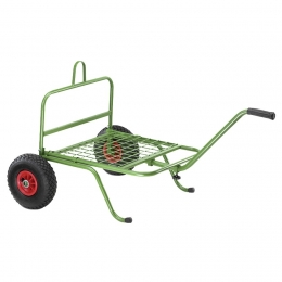 Tubular Folding Wheelbarrow